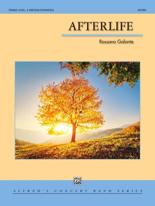Rossano Galante - Afterlife - Sheet Music - di-arezzo.com