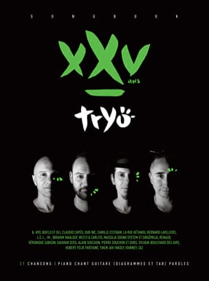 Tryo - XXV - Partition - di-arezzo.co.uk