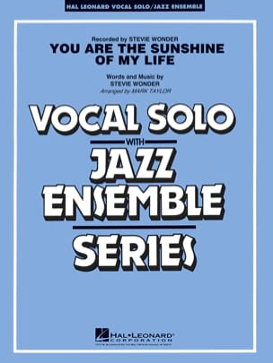 Stevie Wonder - You Are The Sunshine of my Life - Sheet Music - di-arezzo.com
