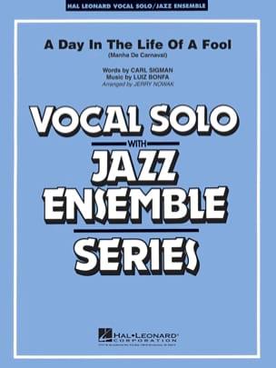 Luiz Bonfa - A Day in the Life of a Fool - Sheet Music - di-arezzo.co.uk
