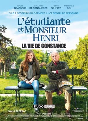 La Vie de Constance - Musique du film L'étudiante et Monsieur Henri laflutedepan
