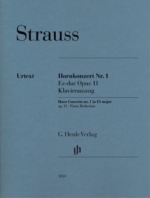 Concerto pour cor n° 1 en Mi bémol Majeur op. 11 laflutedepan