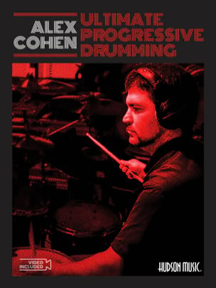 Ultimate Progressive Drumming Alex Cohen Partition laflutedepan