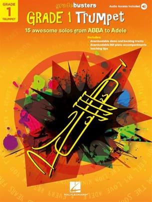 Auteurs Divers - GradeBusters Grade 1 Trumpet - Partition - di-arezzo.fr