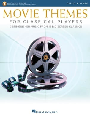 Movie Themes for Classical Players - Violoncelle & Piano laflutedepan