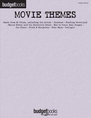 Budget Books - Movie Themes - Partition - di-arezzo.com