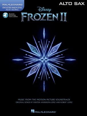 DISNEY - Frozen 2 - Alto Saxophone - Sheet Music - di-arezzo.co.uk