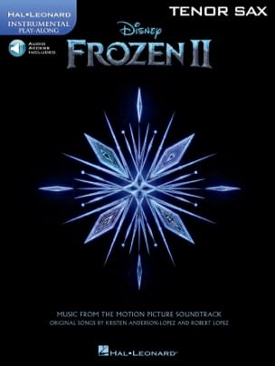 DISNEY - Frozen 2 - Tenor Saxophone - Sheet Music - di-arezzo.co.uk