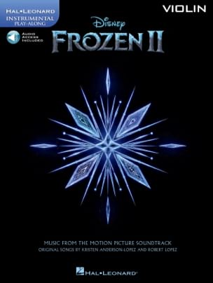 DISNEY - La Reine des Neiges 2 - Violon - Partition - di-arezzo.fr