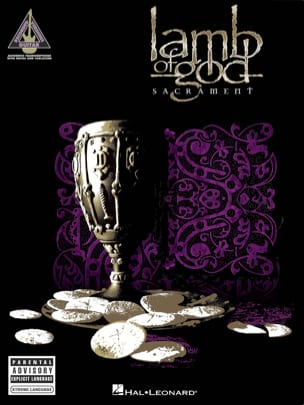 Sacrament Lamb of God Partition Pop / Rock - laflutedepan