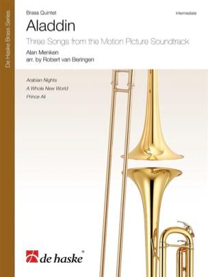Aladdin - Brass Quintet DISNEY Partition laflutedepan