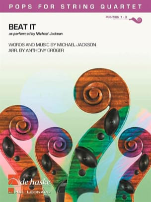 Beat It - Pops for String Quartet Michael Jackson laflutedepan
