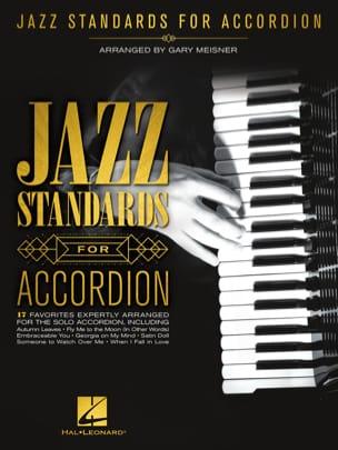 Jazz Standards for Accordion Partition Accordéon - laflutedepan