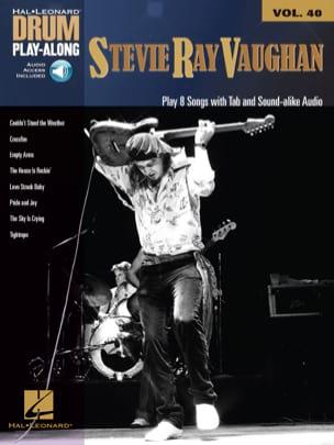 Drum Play-Along Volume 40 - Stevie Ray Vaughan laflutedepan