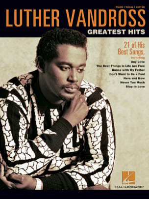Luther Vandross - Greatest Hits - Sheet Music - di-arezzo.co.uk
