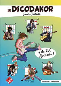- The DICODAKOR for Guitar - Sheet Music - di-arezzo.com