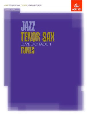 - Jazz Tenor Sax Level / Grade 1 Tunes - Sheet Music - di-arezzo.co.uk