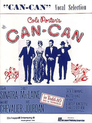 Cole Porter - Can-Can - Musical - Partition - di-arezzo.co.uk