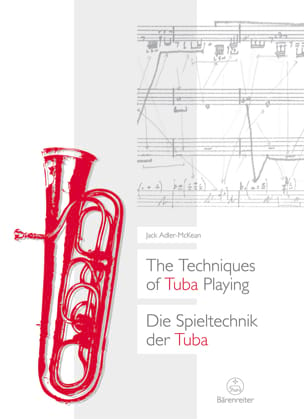 Jack Adler-McKean - The Techniques of Tuba Playing - Sheet Music - di-arezzo.co.uk