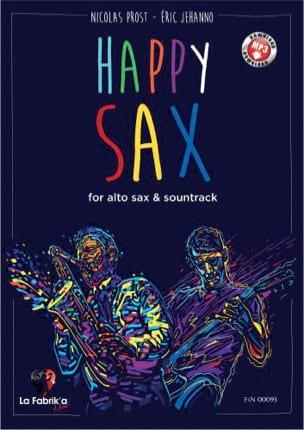 Happy Sax Prost Nicolas / Jehanno Eric Partition laflutedepan