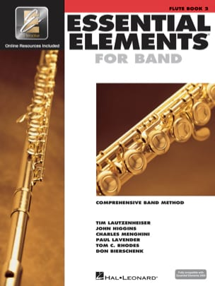 Essential Elements for Band - Book 2 - Flute laflutedepan