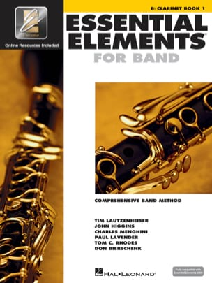Essential Elements for Band - Book 1 - Clarinet laflutedepan