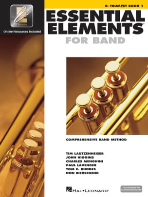 Essential Elements for Band - Book 1 - Trumpet laflutedepan