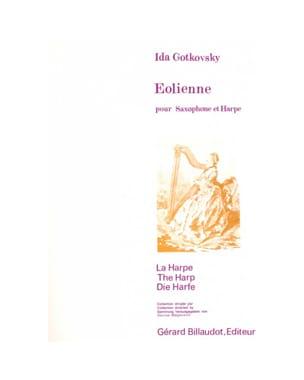 Ida Gotkovsky - Eolienne - Partition - di-arezzo.fr