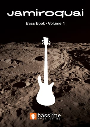 The Jamiroquai Bass Book - Volume 1 Jamiroquai Partition laflutedepan