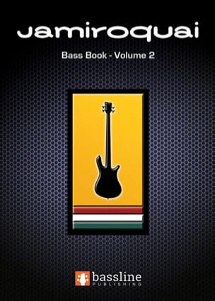 The Jamiroquai Bass Book - Volume 2 Jamiroquai Partition laflutedepan