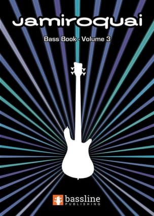 The Jamiroquai Bass Book - Volume 3 Jamiroquai Partition laflutedepan