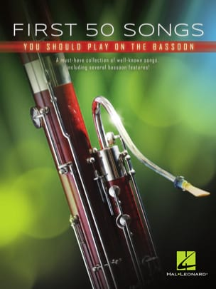First 50 Songs You Should Play on Bassoon Partition laflutedepan