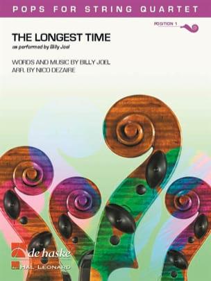 The Longest Time - Pops for String Quartet Billy Joel laflutedepan
