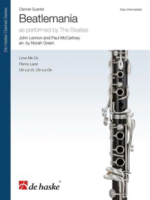 Beatlemania - Quatuor de Clarinettes Beatles Partition laflutedepan