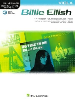 BILLIE EILISH pour Alto Billie Eilish Partition Alto - laflutedepan