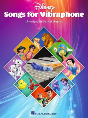 Disney Songs for Vibraphone DISNEY Partition Vibraphone - laflutedepan