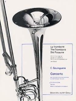 Concerto - Christian Gouinguene - Partition - laflutedepan.com