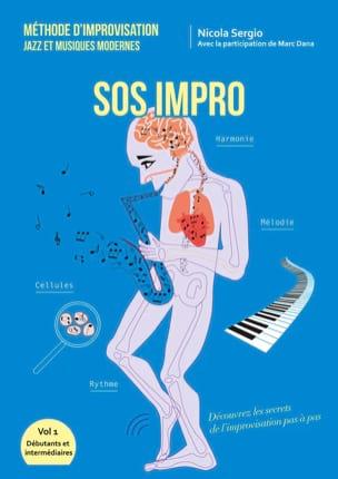 SOS Impro Nicola Sergio Livre Harmonie - laflutedepan