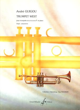 André Guigou - Trumpet West - Sheet Music - di-arezzo.co.uk