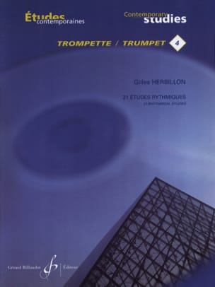 Gilles Herbillon - 21 Rhythmic studies - Sheet Music - di-arezzo.com