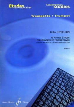 Gilles Herbillon - 1-48 Small Studies Volume 1 - Sheet Music - di-arezzo.co.uk
