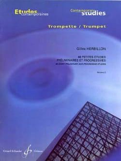 Gilles Herbillon - 48 Volume piccoli studi 2 - Partitura - di-arezzo.it