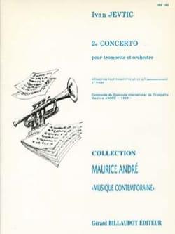 Ivan Jevtic - 2e Concerto - Partition - di-arezzo.fr