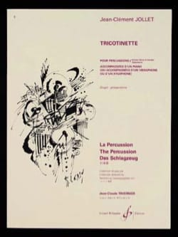 Jean-Clément Jollet - Tricotinette - Sheet Music - di-arezzo.co.uk