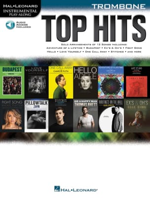 Top Hits for Trombone - Partition - Trombone - laflutedepan.com