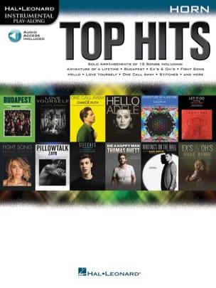 Top Hits for Horn - Partition - Cor - laflutedepan.com