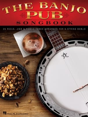 - The Banjo Pub Songbook - Partition - di-arezzo.fr