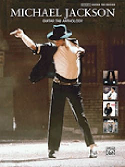 Michael Jackson - Michael Jackson - Guitar Tab Anthology - Sheet Music - di-arezzo.co.uk