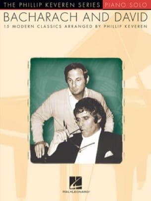 Burt Bacharach & Hal David - Bacharach and David - Partition - di-arezzo.fr