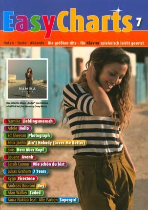 - Easy Charts 7 - Sheet Music - di-arezzo.co.uk